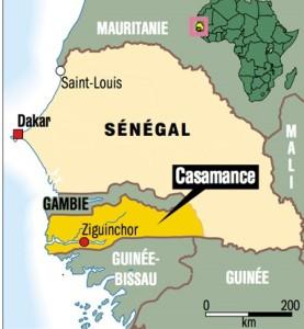 Oblast Casamance