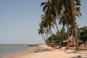 Pláže zde jsou tropickým rájem