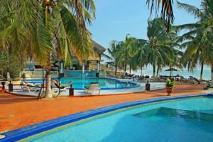 Nejméně známý hotel Africa